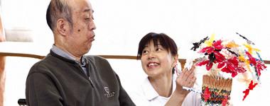 四季折々の自然、季節のイベント。箱根病院は毎日を楽しめる職場です。